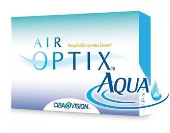 AIR OPTIX AQUA from Sercombe and Matheson 1